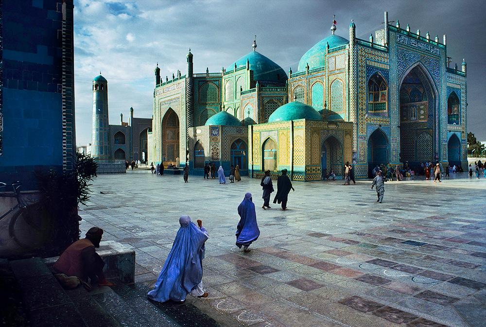 Afganisztán arca