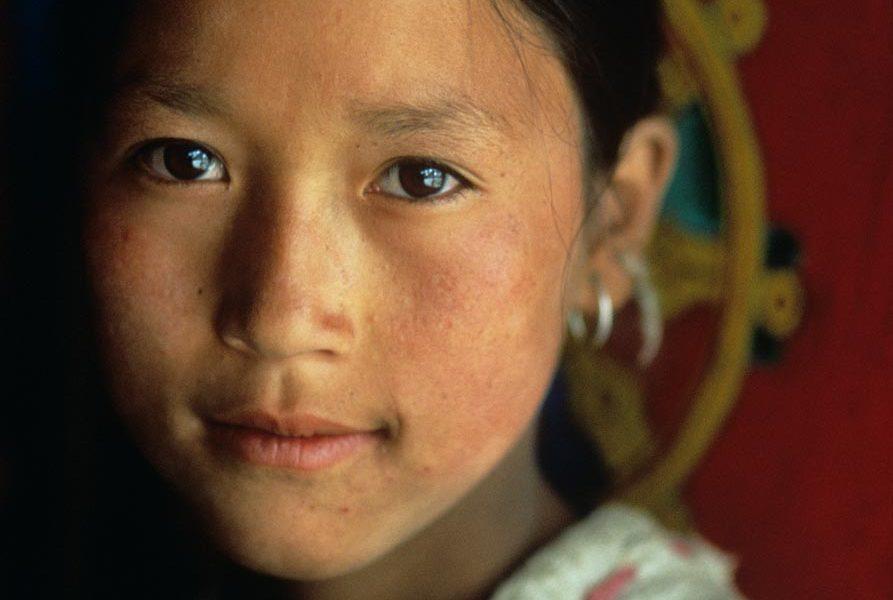 Nepál arca