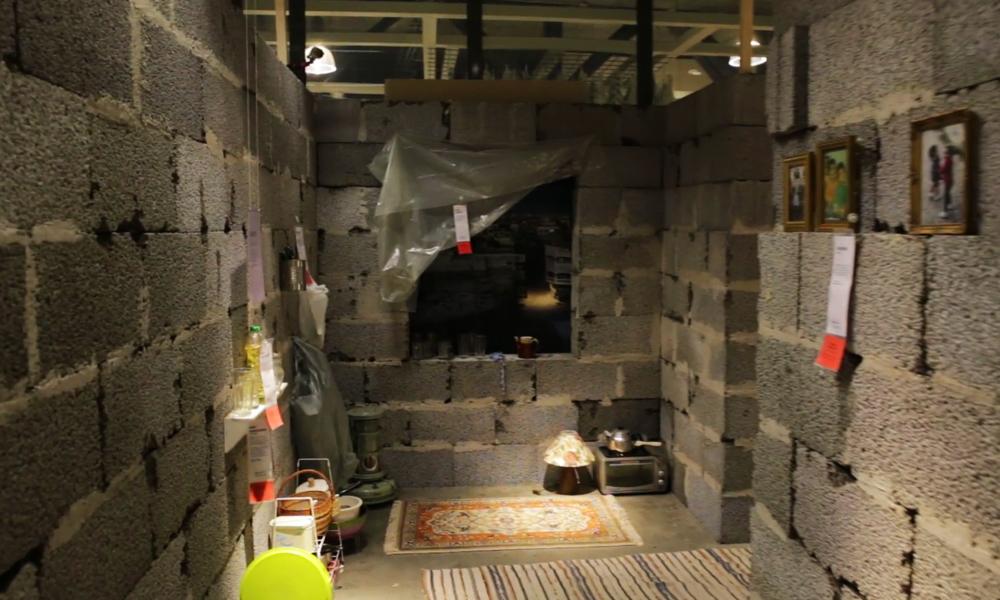 Szír család ostromvert lakása az IKEÁ-ban! – Nemigen! Magazin