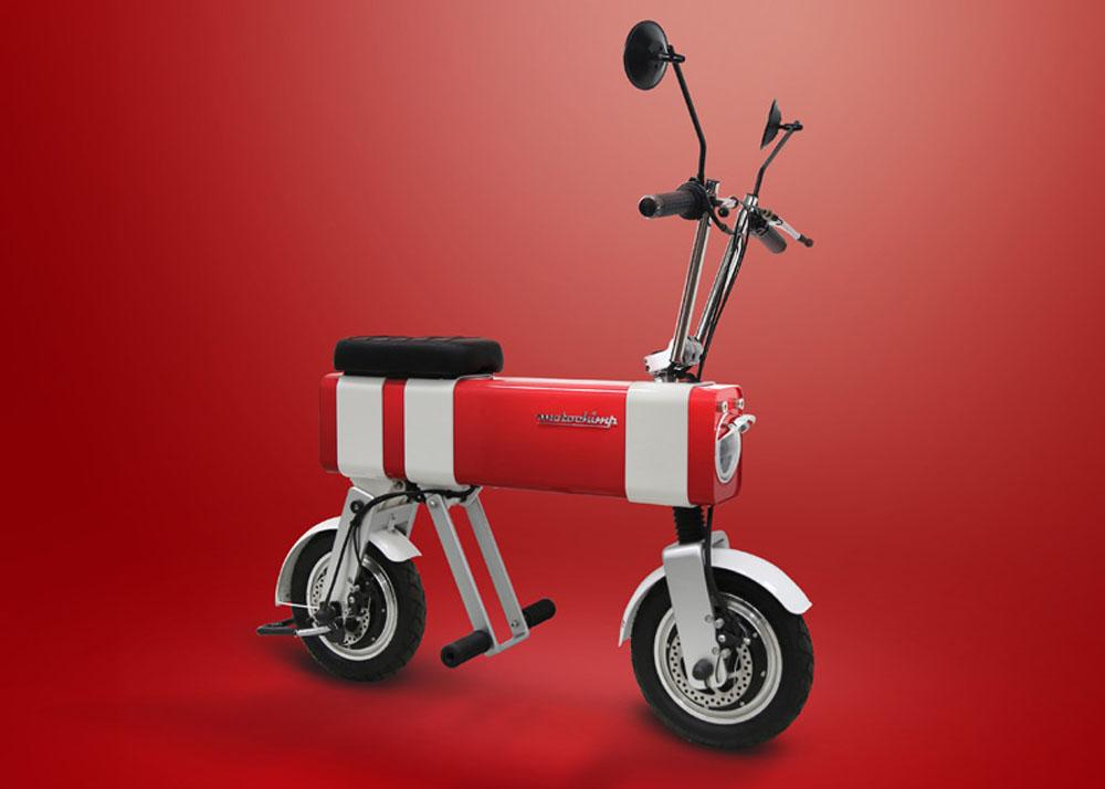 Elektromos mini motor városi örökmozgóknak - Nemigen! Magazin