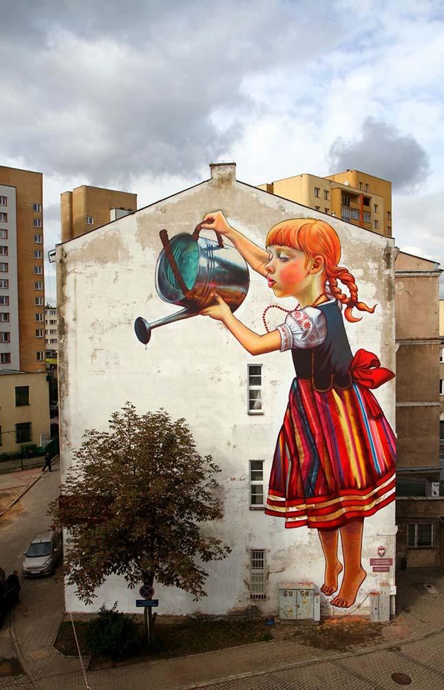 Street art a természet tükrében - 3 Mangó Blog